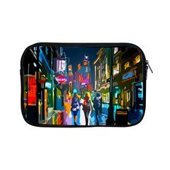 Abstract Vibrant Colour Cityscape Apple Ipad Mini Zipper Cases by BangZart