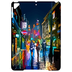 Abstract Vibrant Colour Cityscape Apple Ipad Pro 9 7   Hardshell Case by BangZart