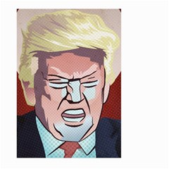 Donald Trump Pop Art President Usa Large Garden Flag (two Sides) by BangZart