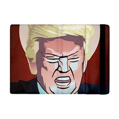 Donald Trump Pop Art President Usa Apple Ipad Mini Flip Case by BangZart