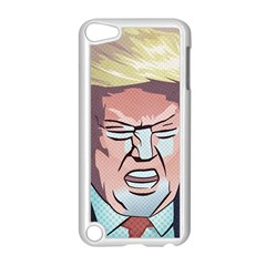 Donald Trump Pop Art President Usa Apple Ipod Touch 5 Case (white)