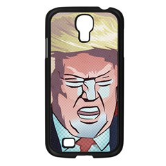 Donald Trump Pop Art President Usa Samsung Galaxy S4 I9500/ I9505 Case (black)