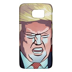 Donald Trump Pop Art President Usa Galaxy S6 by BangZart