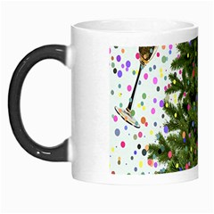 New Year S Eve New Year S Day Morph Mugs by BangZart