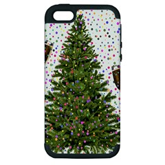 New Year S Eve New Year S Day Apple Iphone 5 Hardshell Case (pc+silicone) by BangZart