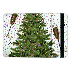 New Year S Eve New Year S Day Samsung Galaxy Tab Pro 10 1  Flip Case by BangZart