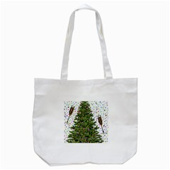 New Year S Eve New Year S Day Tote Bag (white) by BangZart