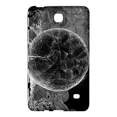 Space Universe Earth Rocket Samsung Galaxy Tab 4 (7 ) Hardshell Case