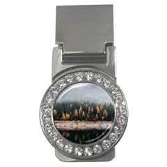 Trees Plants Nature Forests Lake Money Clips (cz)