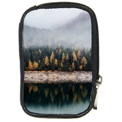 Trees Plants Nature Forests Lake Compact Camera Cases