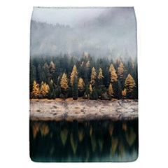 Trees Plants Nature Forests Lake Flap Covers (s)