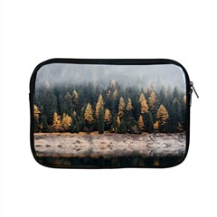 Trees Plants Nature Forests Lake Apple Macbook Pro 15  Zipper Case