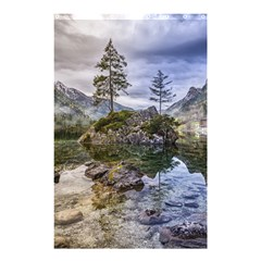 Hintersee Ramsau Berchtesgaden Shower Curtain 48  X 72  (small)  by BangZart