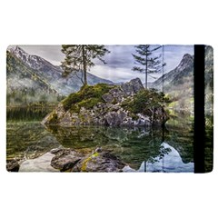 Hintersee Ramsau Berchtesgaden Apple Ipad Pro 9 7   Flip Case