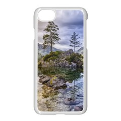 Hintersee Ramsau Berchtesgaden Apple Iphone 7 Seamless Case (white) by BangZart