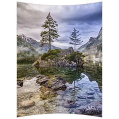 Hintersee Ramsau Berchtesgaden Back Support Cushion by BangZart
