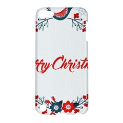 Merry Christmas Christmas Greeting Apple Ipod Touch 5 Hardshell Case by BangZart