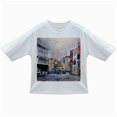 Venice Small Town Watercolor Infant/toddler T Shirts