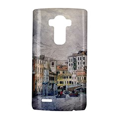 Venice Small Town Watercolor Lg G4 Hardshell Case