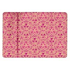 Tribal Pattern Hand Drawing Samsung Galaxy Tab 10 1  P7500 Flip Case by Cveti