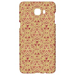 Tribal Pattern Hand Drawing 2 Samsung C9 Pro Hardshell Case
