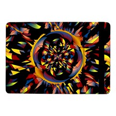 Spiky Abstract Samsung Galaxy Tab Pro 10 1  Flip Case by linceazul