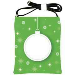 Christmas Bauble Ball Shoulder Sling Bags by BangZart