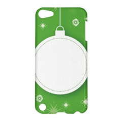 Christmas Bauble Ball Apple Ipod Touch 5 Hardshell Case by BangZart