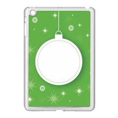 Christmas Bauble Ball Apple Ipad Mini Case (white)
