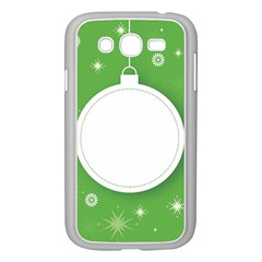 Christmas Bauble Ball Samsung Galaxy Grand Duos I9082 Case (white)