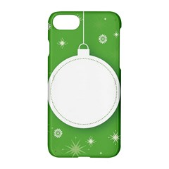 Christmas Bauble Ball Apple Iphone 7 Hardshell Case