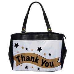 Thank You Lettering Thank You Ornament Banner Office Handbags by BangZart