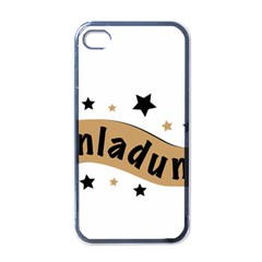 Einladung Lettering Invitation Banner Apple Iphone 4 Case (black) by BangZart