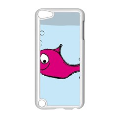Fish Swarm Meeresbewohner Creature Apple Ipod Touch 5 Case (white)