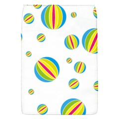Balloon Ball District Colorful Flap Covers (s)
