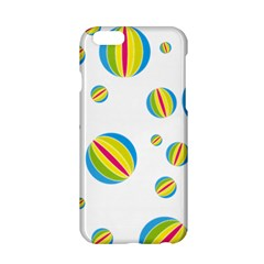 Balloon Ball District Colorful Apple Iphone 6/6s Hardshell Case