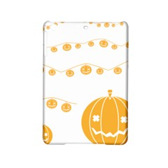 Pumpkin Halloween Deco Garland Ipad Mini 2 Hardshell Cases by BangZart