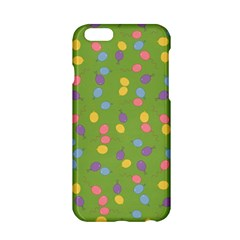 Balloon Grass Party Green Purple Apple Iphone 6/6s Hardshell Case by BangZart