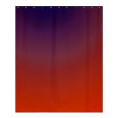 Course Colorful Pattern Abstract Shower Curtain 60  X 72  (medium)