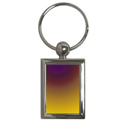 Course Colorful Pattern Abstract Key Chains (rectangle)  by BangZart