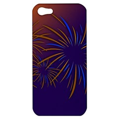 Sylvester New Year S Day Year Party Apple Iphone 5 Hardshell Case by BangZart