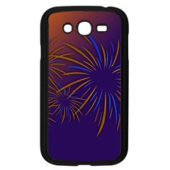 Sylvester New Year S Day Year Party Samsung Galaxy Grand Duos I9082 Case (black)