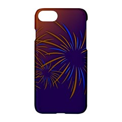 Sylvester New Year S Day Year Party Apple Iphone 7 Hardshell Case