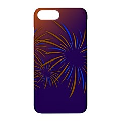 Sylvester New Year S Day Year Party Apple Iphone 8 Plus Hardshell Case