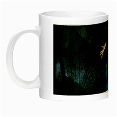 Magical Fantasy Wild Darkness Mist Night Luminous Mugs