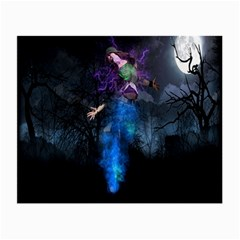 Magical Fantasy Wild Darkness Mist Small Glasses Cloth
