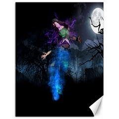 Magical Fantasy Wild Darkness Mist Canvas 12  X 16