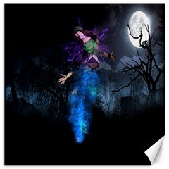 Magical Fantasy Wild Darkness Mist Canvas 20  X 20