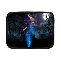 Magical Fantasy Wild Darkness Mist Netbook Case (small)