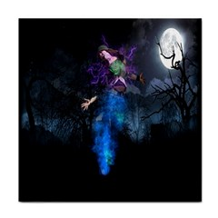 Magical Fantasy Wild Darkness Mist Face Towel